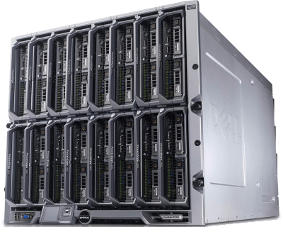 IT Infrastructure: Dell Blade Enclosure
