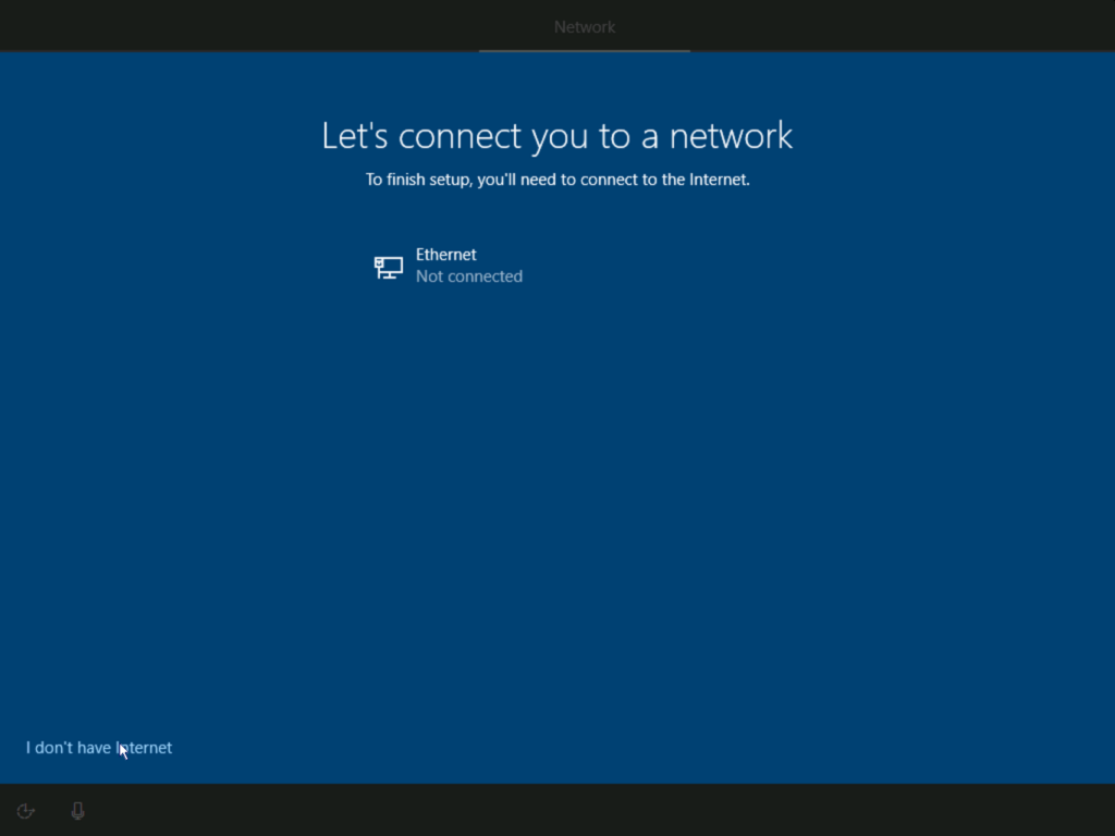 How to install Windows 10 step 15