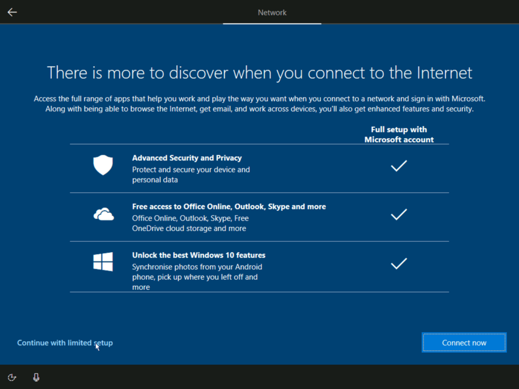 How to install Windows 10 step 16