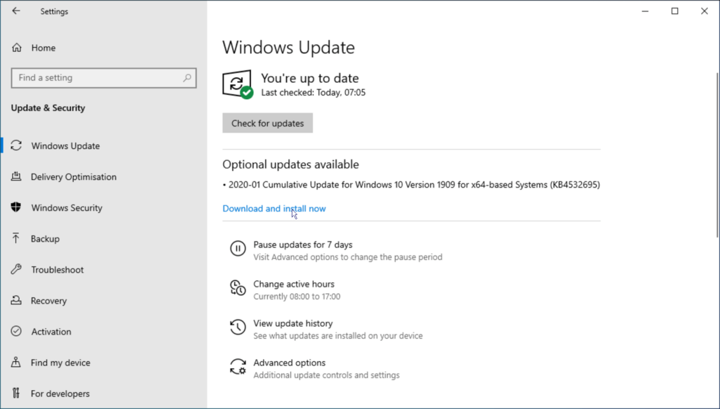 How to install Windows 10 step 37