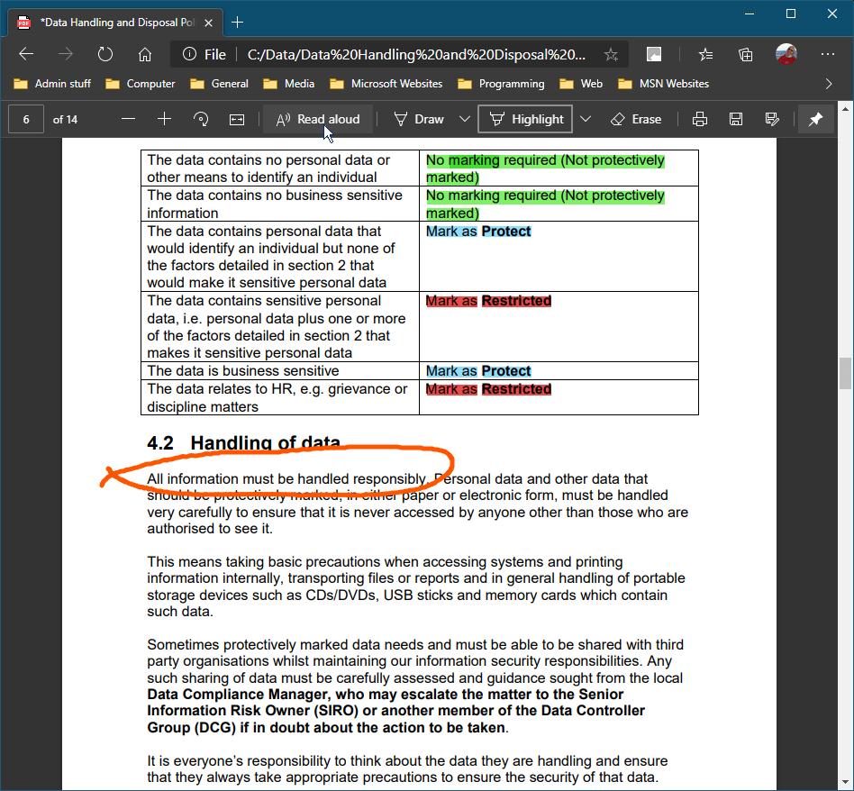 Read PDF files aloud