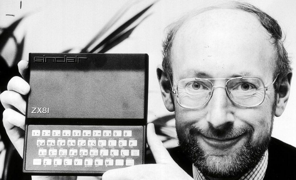 Sir Clive Sinclair dies aged 81